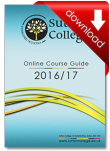Download Sutton College Course Listings 2016/17