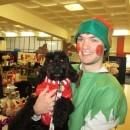 Santa's Elf and Santa's Helper