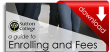 Enrolling and Fees