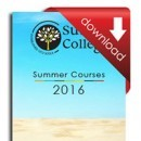 Sutton College Summer Guide