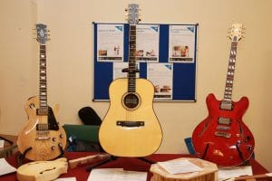 David Barnes Guitar Making Sutton College 04