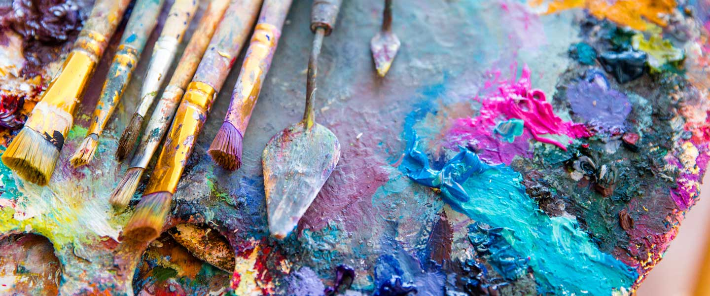 Art and Craft Courses at Sutton College