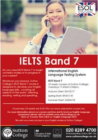 IELTS Band 7
