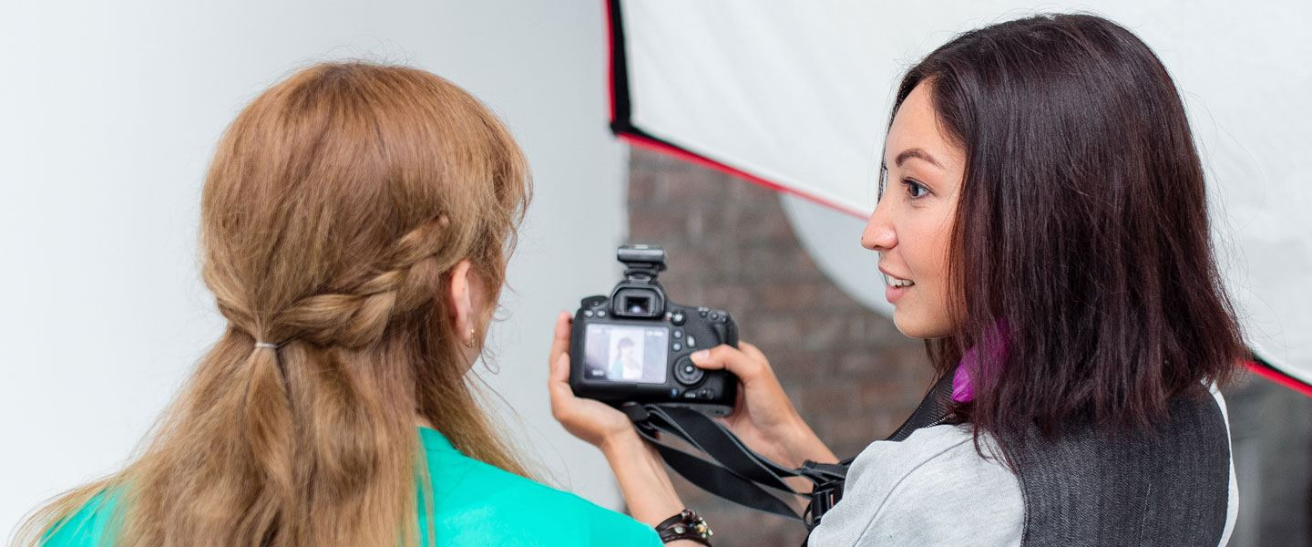 Photography Courses at Sutton College