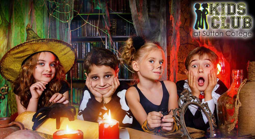 Kids Club at Sutton College