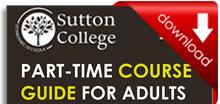Download Sutton College Course Guide