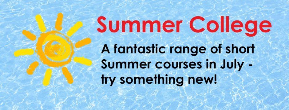 Summer College 2018 at Sutton College