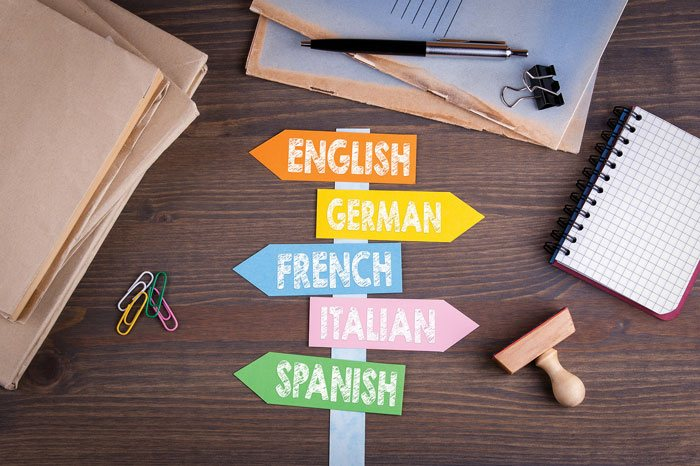 Experience Business Training Languages