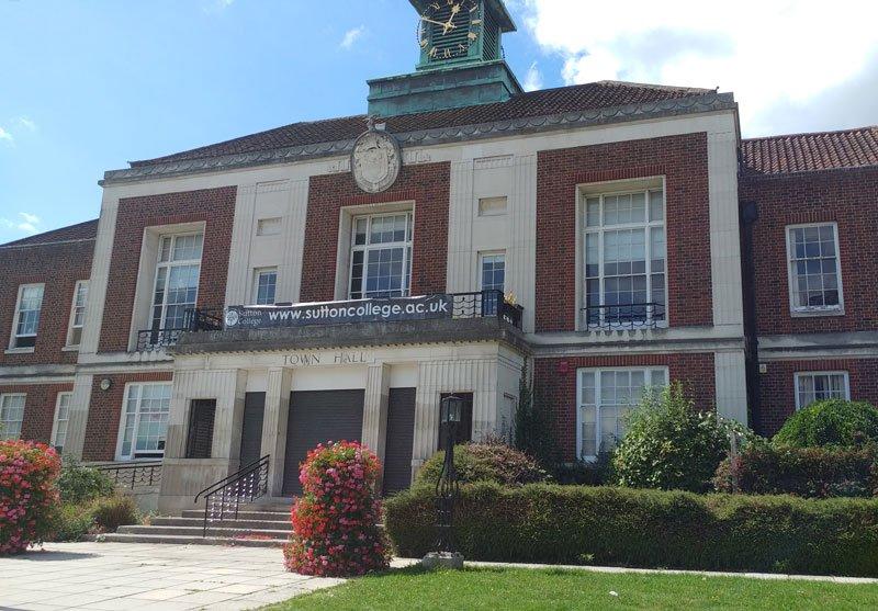 Sutton College Wallington Centre