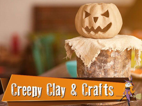 Craft Workshop Kids Club Halloween